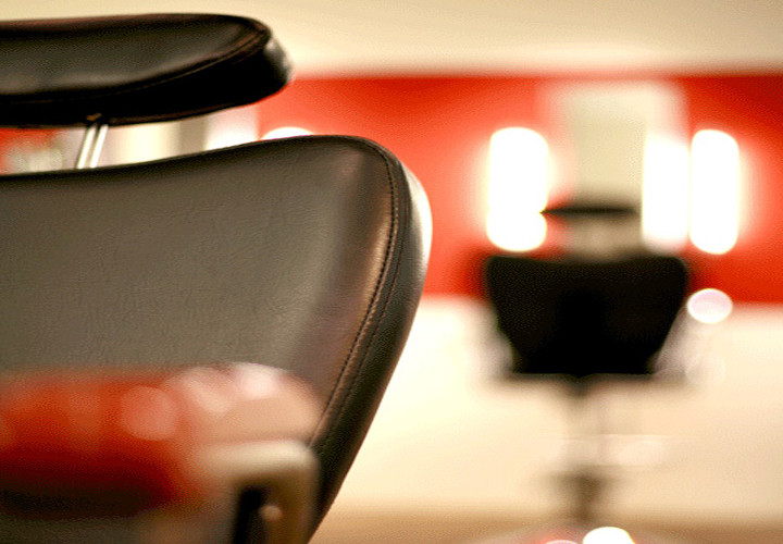 threading salon NYC Salon Chair